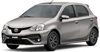 ETIOS HATCH PLATINUM