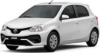 ETIOS HATCH XS MT