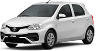 ETIOS HATCH X AT