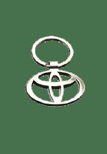 Chaveiro  Prata Logo