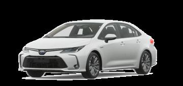 Corolla Altis Hybrid