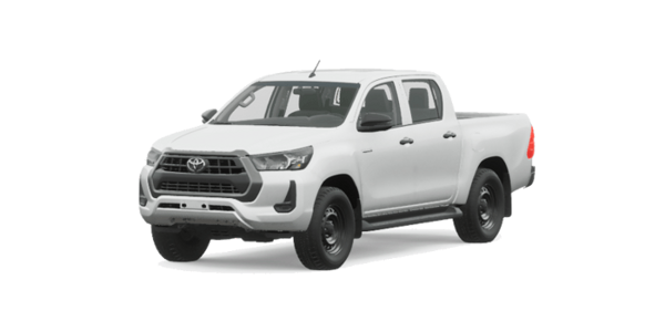 Hilux Diesel STD Power Pack 4×4 MAN.
