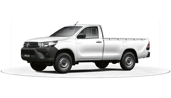 Hilux Cabine Simples - Cabine Simples