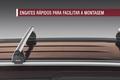 Acessório: barras transversais de teto