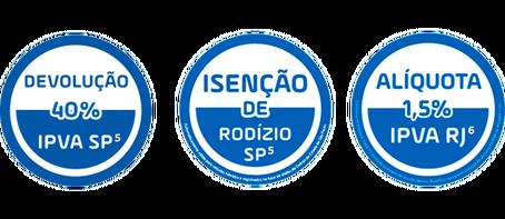 DIFERENCIAIS - São Paulo<sup>5</sup> e Rio de Janeiro<sup>6</sup> já dirigem o futuro