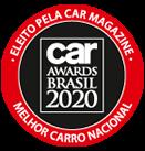 PRÊMIOS - Melhor Carro Nacional 2020