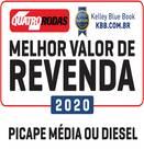 PRÊMIOS - Melhor Valor de Revenda (Picape Média Diesel)